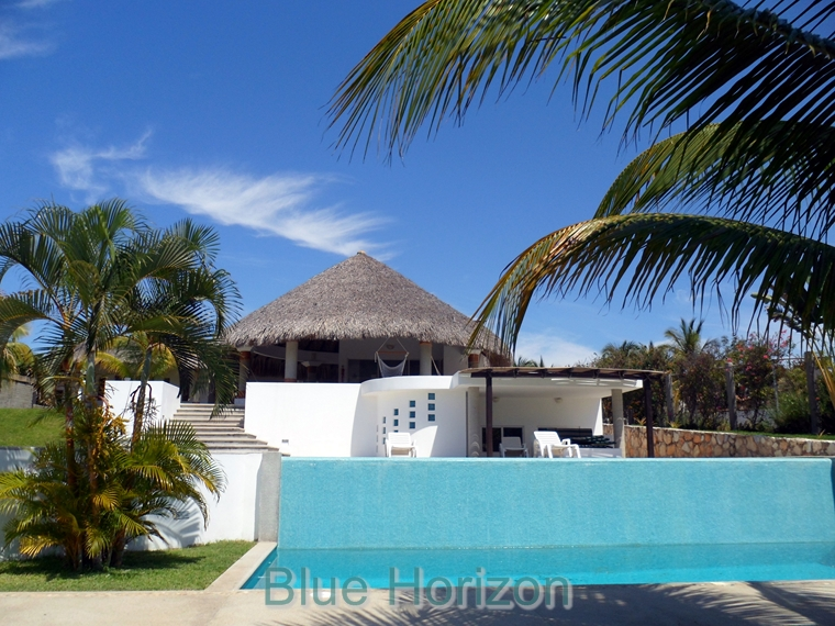 Casa Romeo Puerto Escondido 8 People New Blue Horizon
